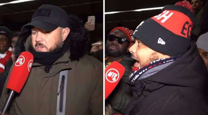 Arsenal Lose To Frankfurt: Arsenal Fan TV Produce More Hilarious Rants