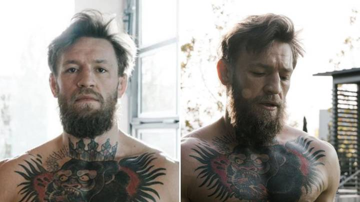 Conor McGregor's Ripped Physique Has Fans Worried For Donald Cerrone's Chances