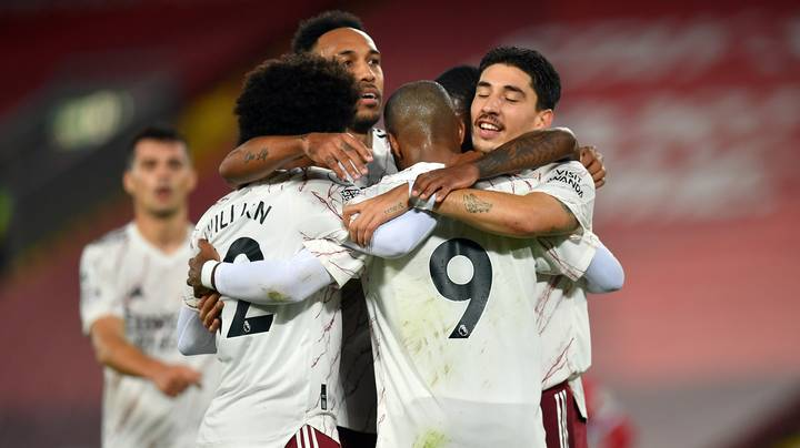 What Granit Xhaka Told His Arsenal Teammates After Alexandre Lacazette's Opener Against Liverpool