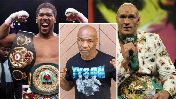 "Mike Tyson Could ""Challenge Anthony Joshua Or Tyson Fury"" After Remarkable Training Progress"