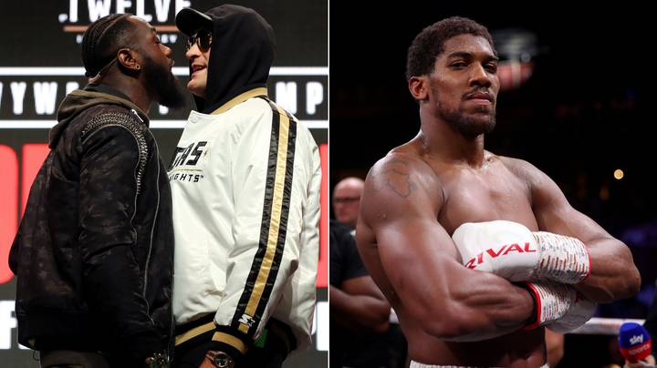 Deontay Wilder 'Getting Paid Millions Of Dollars' To Step Aside For Fury Vs. Joshua
