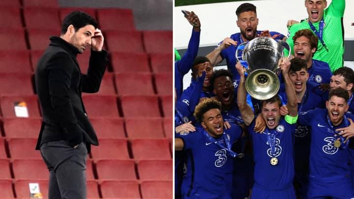 """""""Arsenal Are Still The Biggest Club In London"""" Despite Chelsea Champions League Win"""