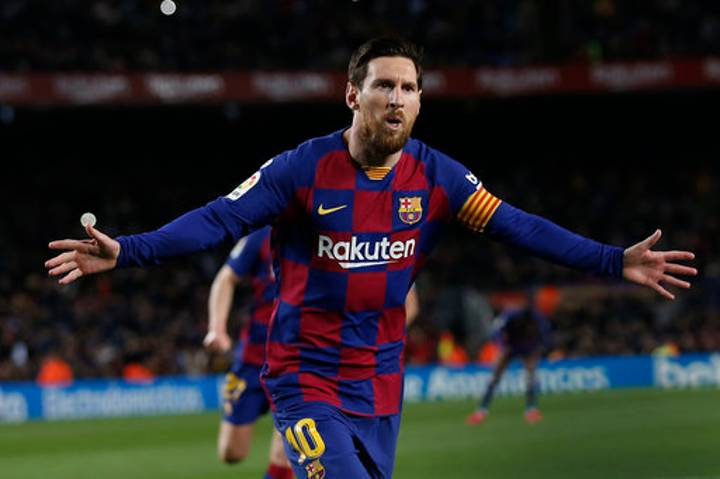 Lionel Messi's Barcelona Goal Involvement Record Is Incredible