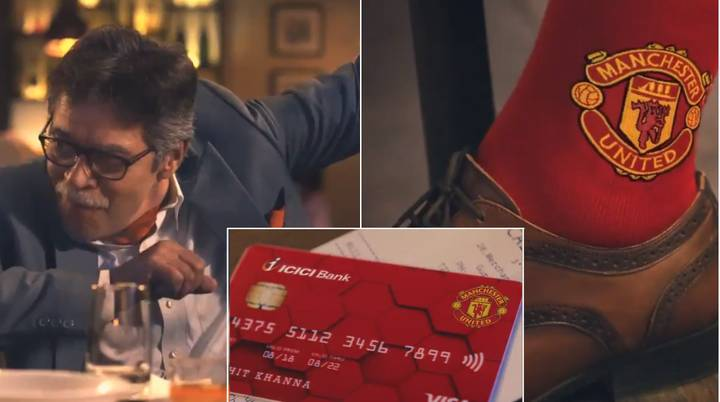 Manchester United And Indian Bank Produce The Cringiest Advert Of 2018