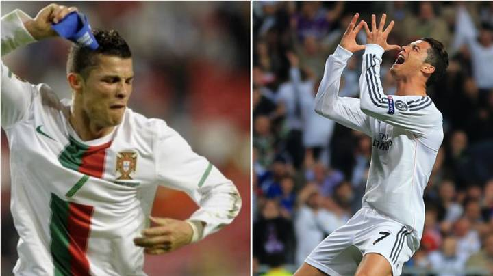 Lionel Messi Fan Made Huge Thread About Cristiano Ronaldo Letting His Teammates Down