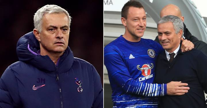 Chelsea Deal Means Tottenham Club Shop Can't Sell Jose Mourinho Merchandise