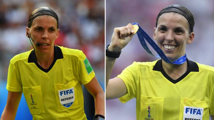 Stephanie Frappart To Referee UEFA Super Cup Between Liverpool And Chelsea