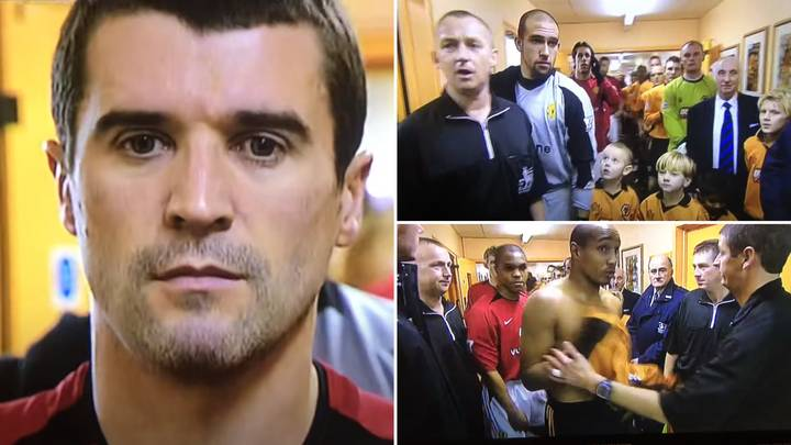 Roy Keane Once Took Man Utd Out For A Game WITHOUT The Referee's Permission - It's Elite Mentality