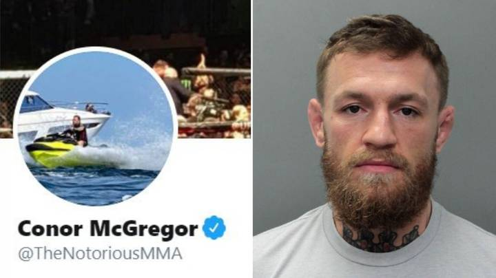 Conor McGregor Deletes Worrying Tweets After Being Arrested For Alleged Sexual Assault