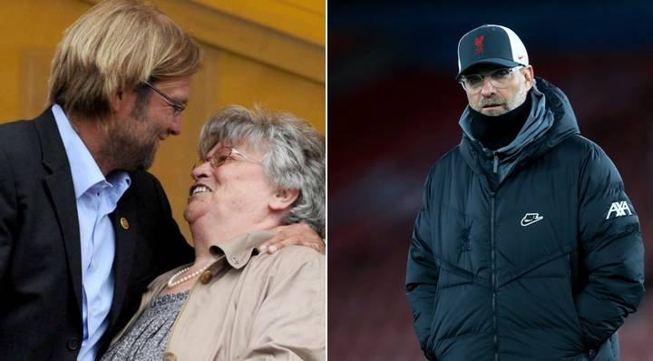 Jurgen Klopp Devastated After Death Of His Mother, Forced To Miss Funeral