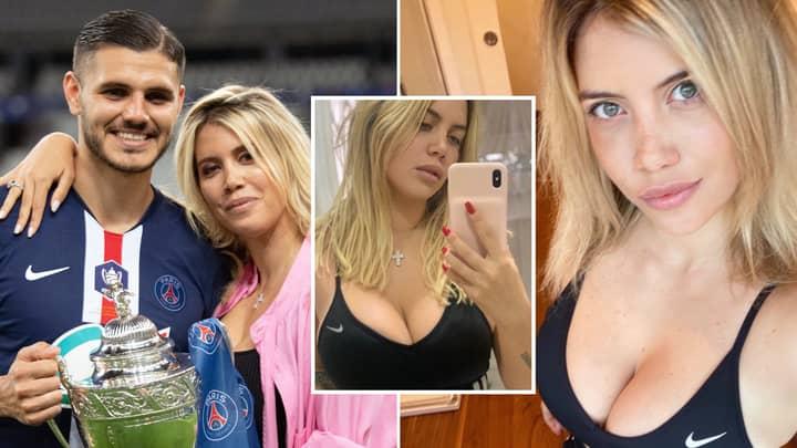 Mauro Icardi 'Has Sex With Wife Wanda Nara 12 Times A Day'