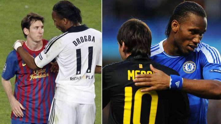 Didier Drogba's Story About Preparing For Lionel Messi Is Incredible