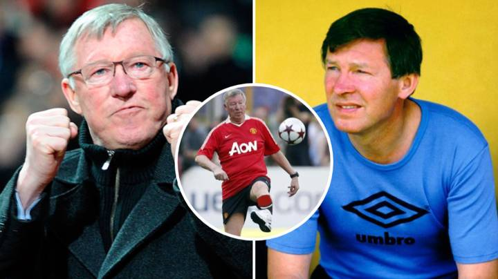 The Time When Sir Alex Ferguson Brought Himself On And Got Sent Off In Friendly