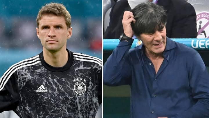Thomas Muller Slams Germany's 'Defensive Tactics' After Poor Euro 2020 Tournament