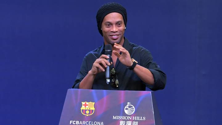 Legends Pay Classy Tributes To Retired Ronaldinho