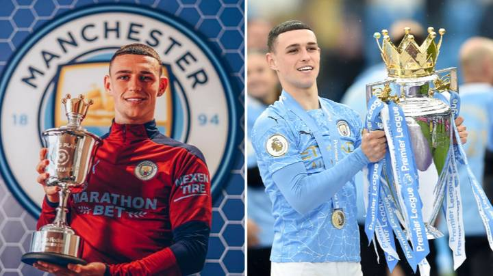 Phil Foden Tops List Of 100 Most Valuable Players In Europe With £163.4m Price Tag
