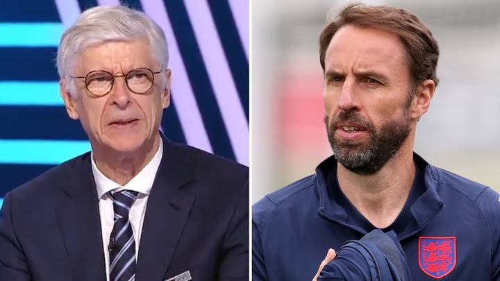 Arsene Wenger Makes Huge Prediction For Two England Stars Ahead Of Euro 2020 Semi-Final Clash