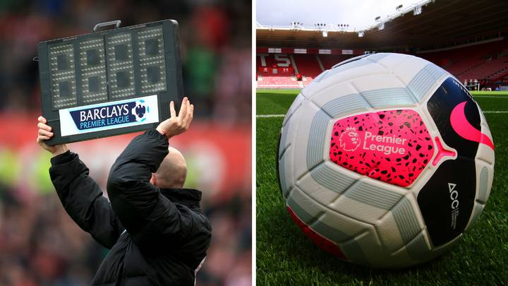 Premier League Games Could Be Less Than 90 Minutes When Football Returns
