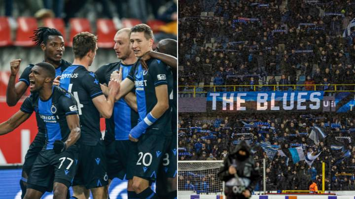 Club Brugge To Become Champions As Rest Of Belgian Season Set To Be Cancelled