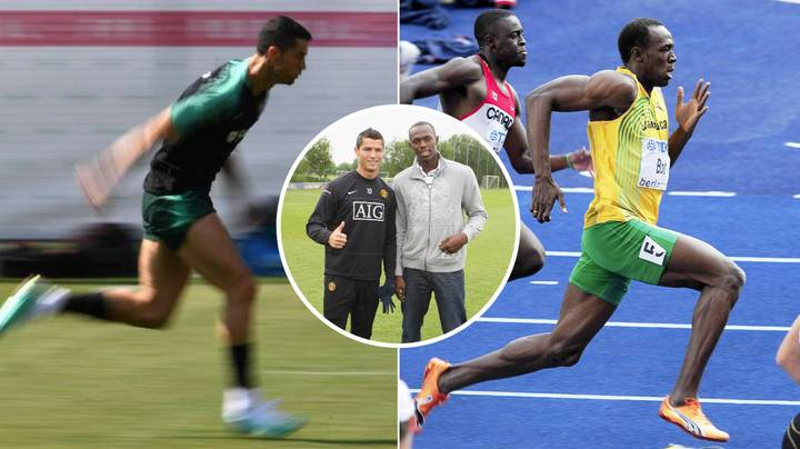 Usain Bolt Believes 'Super Athlete' Cristiano Ronaldo Would Beat Him In A Race