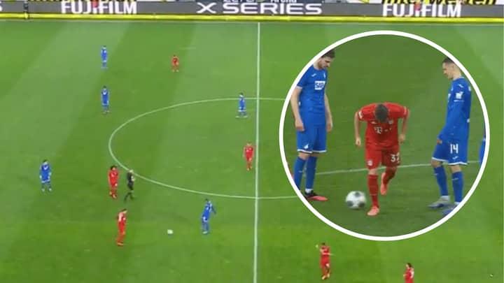 Bayern Munich And Hoffenheim Stop Play After Bayern Fans Protest Hoffenheim Owner