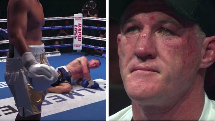 Boxing Legend Urges 39-Year-Old Paul Gallen To Retire After Loss To Justis Huni