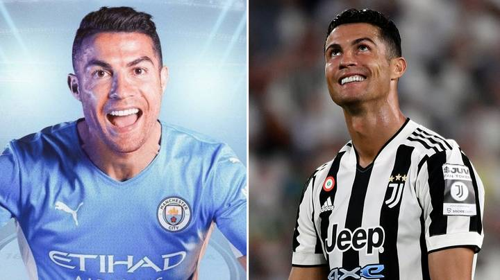 Cristiano Ronaldo Staggering Manchester City Contract Has Been Broken Down With £510,000-Per-Week Wages