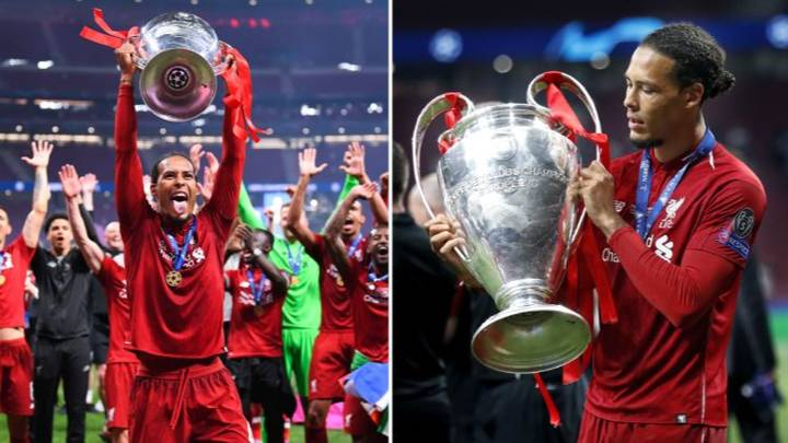 Liverpool Fan's Thread Claims Virgil Van Dijk Is The Greatest Defender Ever