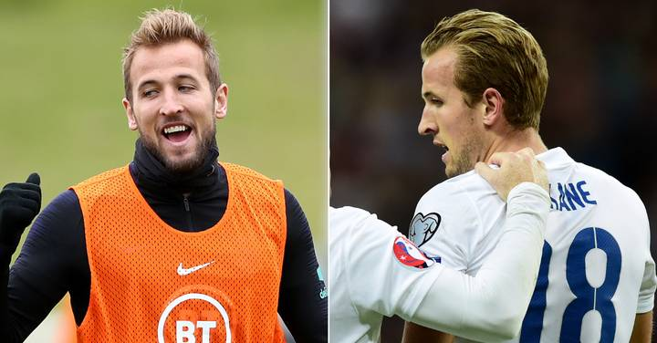 Harry Kane On The Player That Left Him 'In Awe' When They Shared A Dressing Room