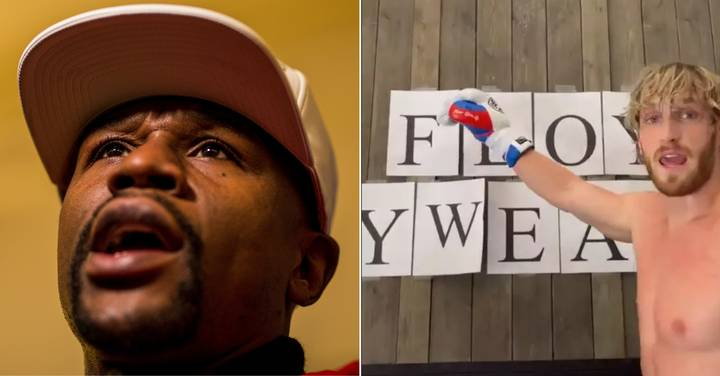 Team Mayweather Respond To Logan Paul's Latest 'One Punch' Threat