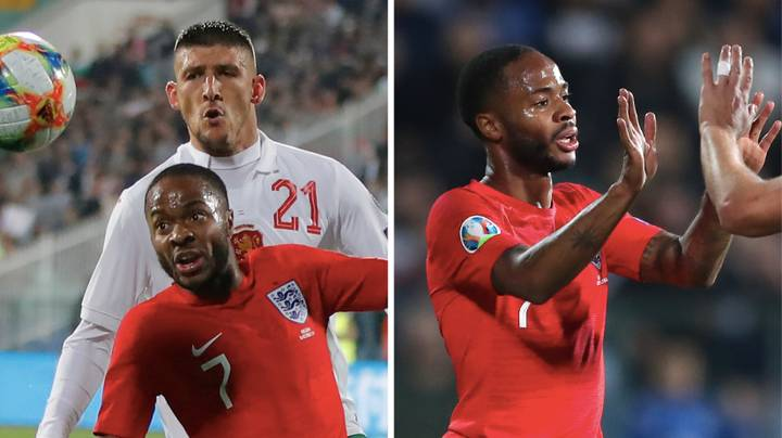 Raheem Sterling Takes To Social Media After England Players Suffer Racist Abuse Against Bulgaria