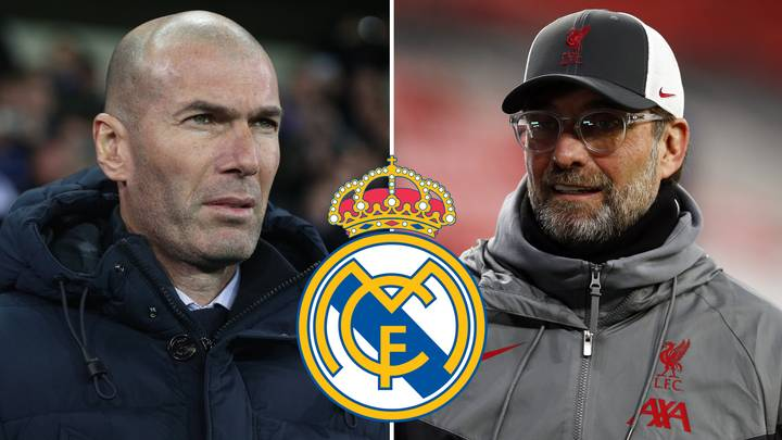 Real Madrid Presidential Candidate Wants Jurgen Klopp To Replace Zinedine Zidane As Manager
