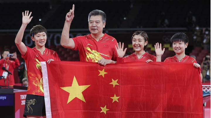 China's Cheeky Tactic To Make It Look Like They Won The Most Medals In Tokyo