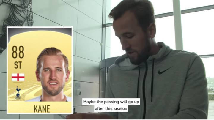 Tottenham Fans Are Convinced Harry Kane Will Break The Premier League Assist Record After FIFA 21 Rating Reveal
