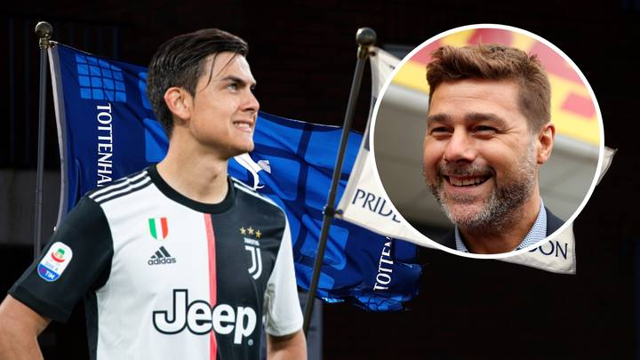 Spurs Have Become Leading Favourites To Land Juventus Star Paulo Dybala