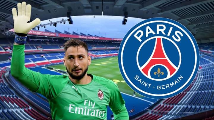 Paris Saint-Germain In Talks To Sign AC Milan's Gianluigi Donnarumma -  SPORTbible