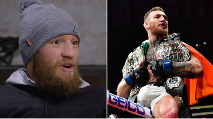 Conor McGregor Ranks Himself No.2 In MMA GOAT List In Brutally Honest Assessment