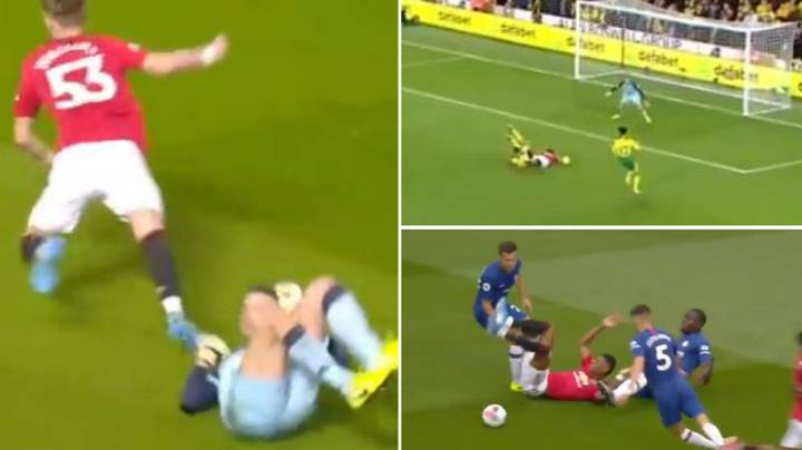 Video Of All Manchester United's Penalties Is Annoying Rival Fans