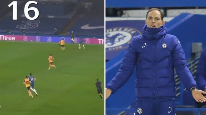 Chelsea Mocked For Celebrating Passes After 0-0 Draw With Wolves
