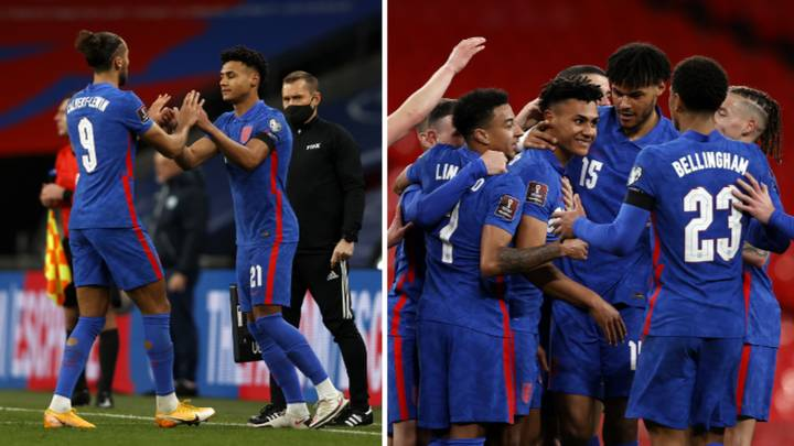 Ollie Watkins' Rise To The Top Continues As He Scores In Dream England Debut