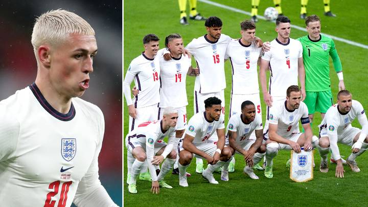 Entire England Team To Dye Hair Blond Like Phil Foden If They Win Euro 2020