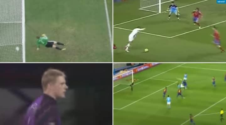 Top Five Goals That Never Were Ft. Cristiano Ronaldo, Edinson Cavani, and... Peter Schmeichel!?