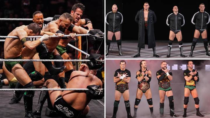 The Undisputed Era Would Love For Imperium Rematch To Take Place In UK, Says Adam Cole