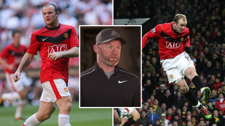 Wayne Rooney Reveals He Hated Playing As A Striker For Manchester United