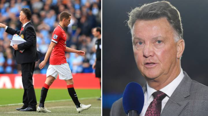 Louis Van Gaal Responds To Adnan Januzaj's Claim He 'Didn't Show Enough Love'