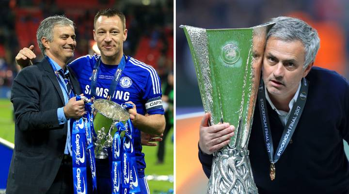 Jose Mourinho Claims He Has Won '25-And-A-Half Trophies' After Aiming Sly Dig At Tottenham