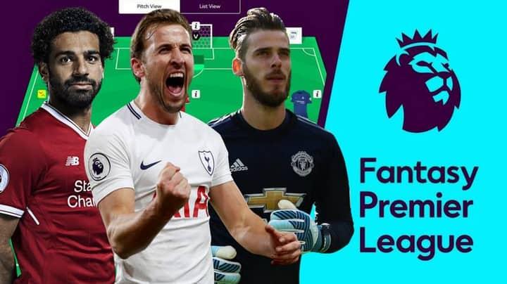 The Highest Scoring Fantasy Premier League Team Is Next Level - SPORTbible