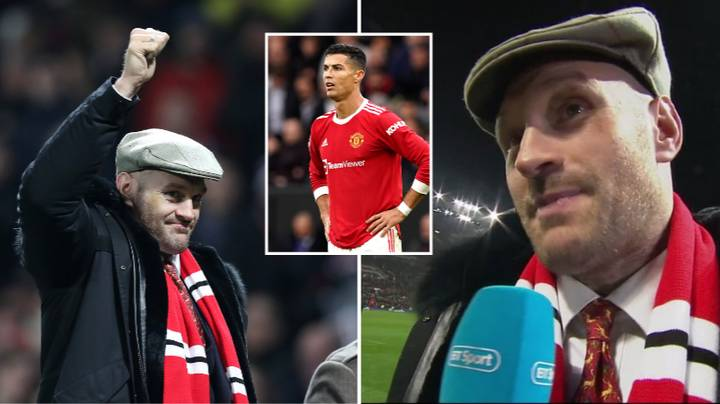 Tyson Fury Could Have Chance To Fulfil Promise Made To Cristiano Ronaldo