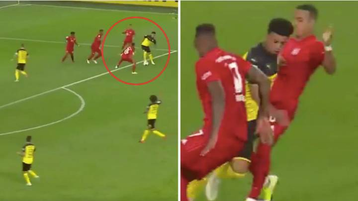 Jadon Sancho's Highlights Against Bayern Prove He's One Of The Biggest Talents In World Football