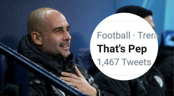 Fans Are Convinced Pep Guardiola Will Leave Manchester City After Champions League Ban
